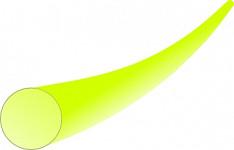 Nylonfaden für Rasentrimmer – Rund – Yelowline.