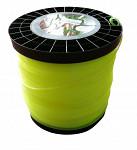Nylonfaden rund 4,0 mm / 9 kg für Mähbürste