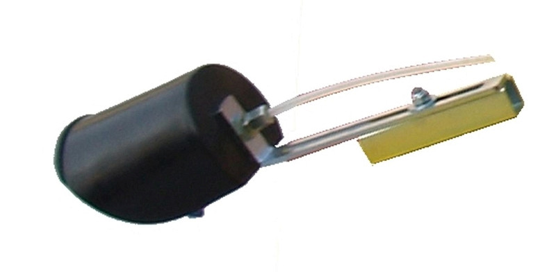 Herbi 100 - Spritzkopf mit Düse