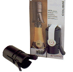Sektflaschenverschluss - Plastik