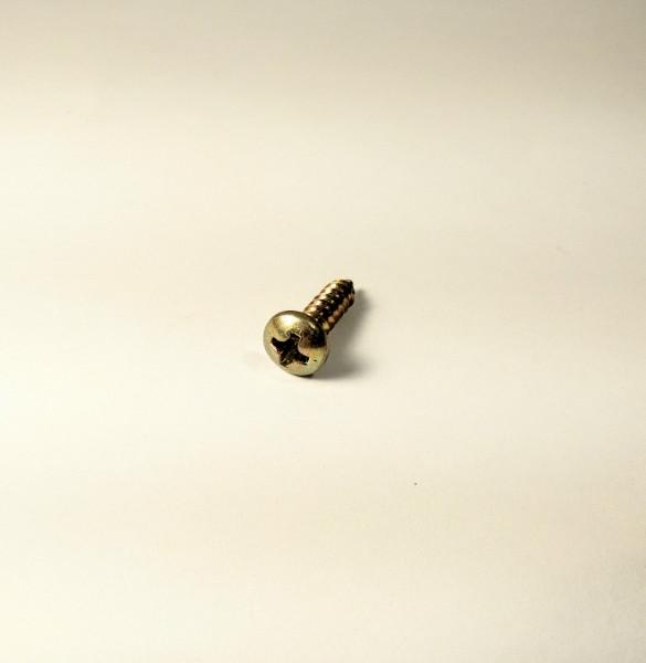 Schraube für den Deckel